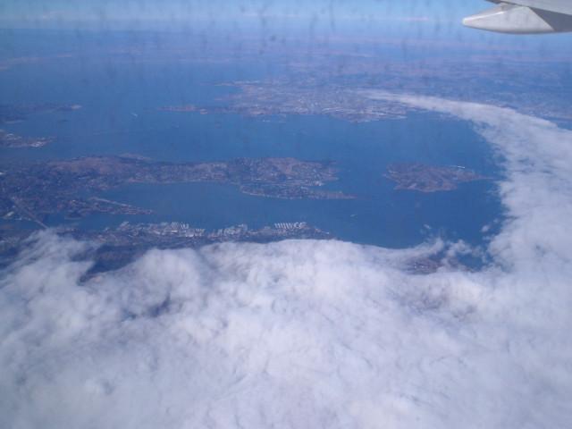 San Francisco vu d'en haut