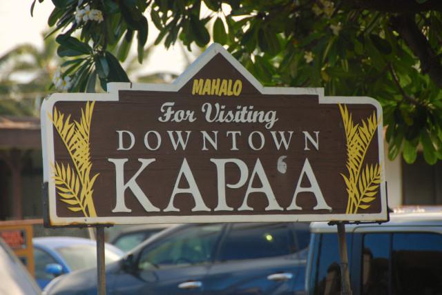 Kauai #1 : Kapaa