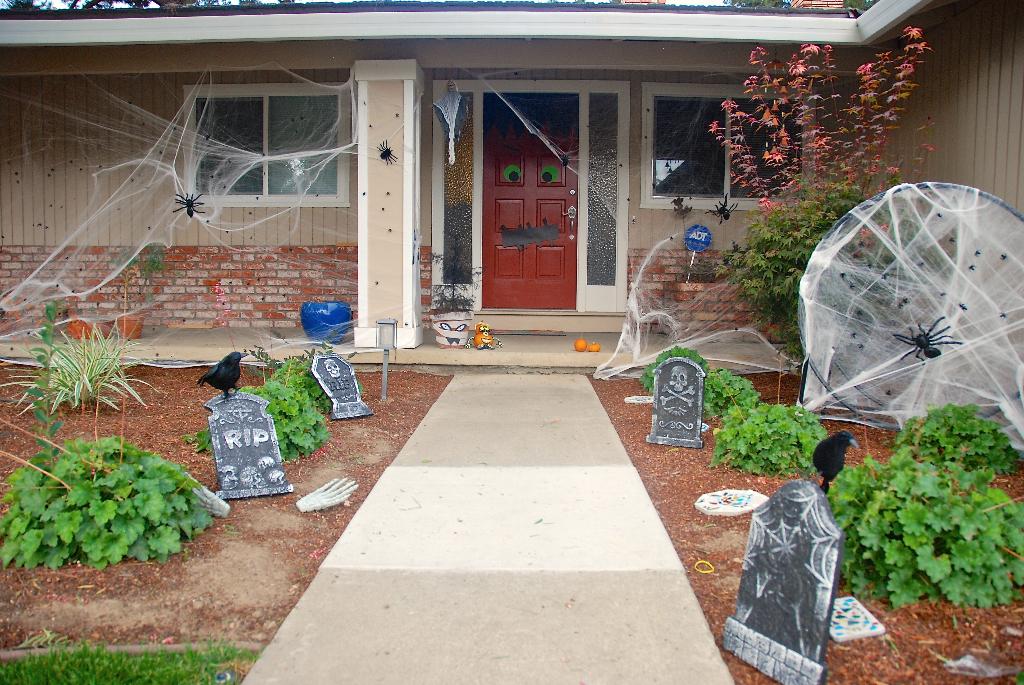 La fête d' Halloween