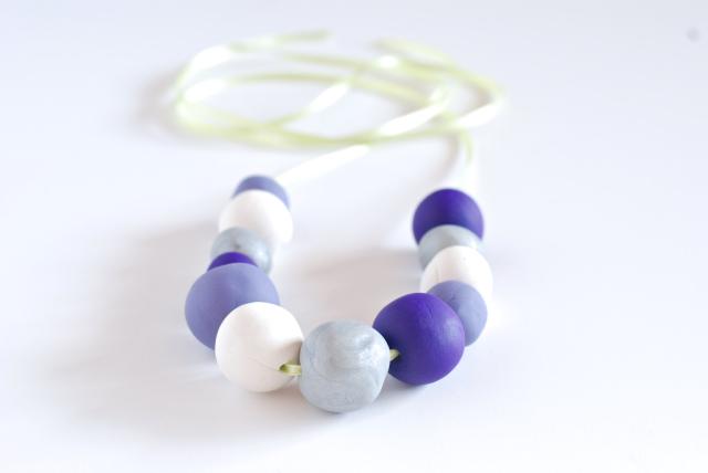 DIY 12/39 : collier de perles