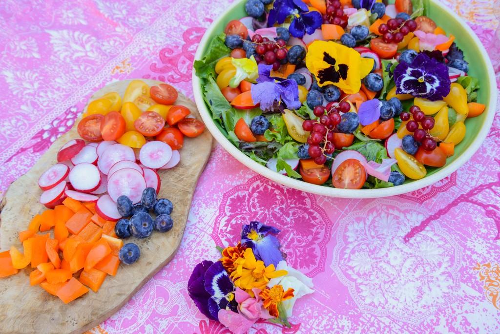 Salade fleurie-2