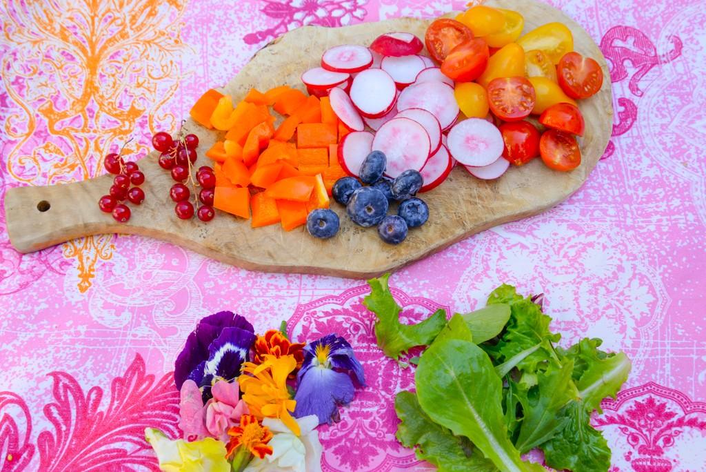 Salade fleurie-3