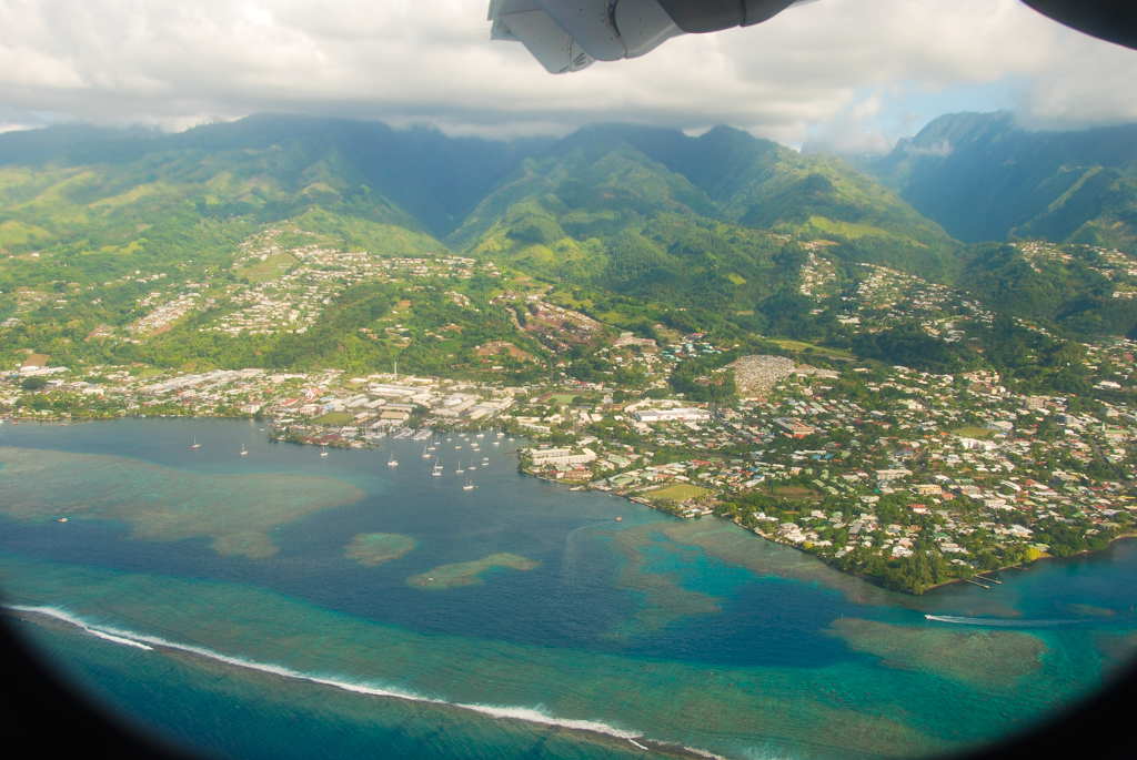 Escale à Papeete