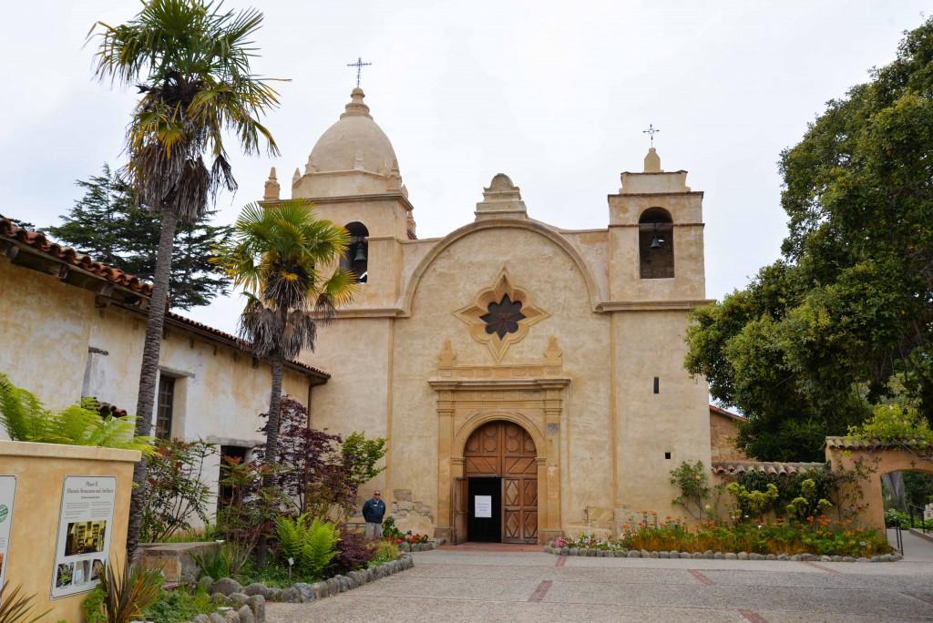 Visite de la Mission Carmel en Californie