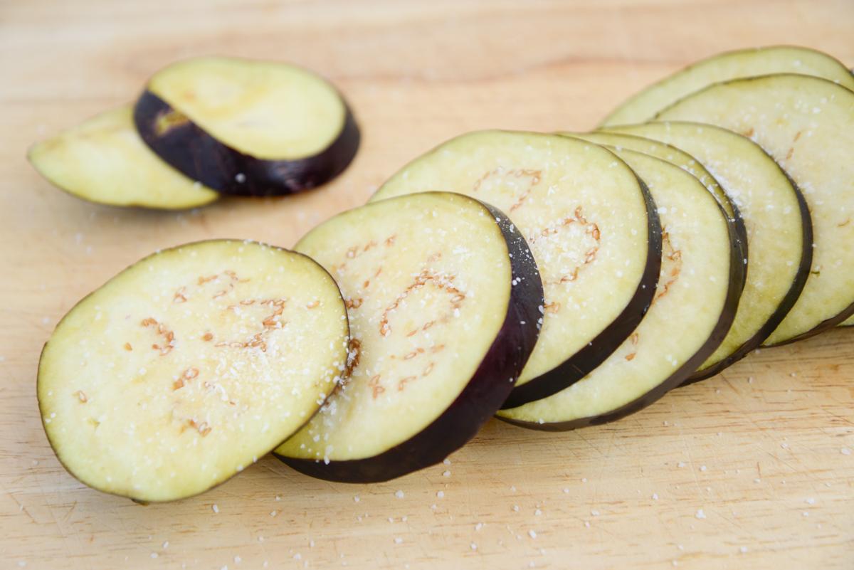 Tarte tatin d 39 aubergine joli bonheur un blog en californie for Interieur aubergine