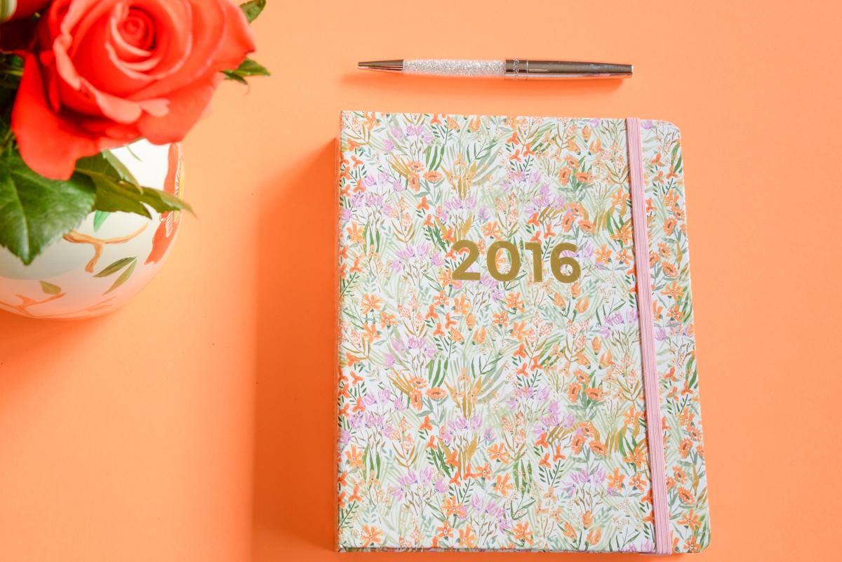 Mon agenda 2016 + Concours