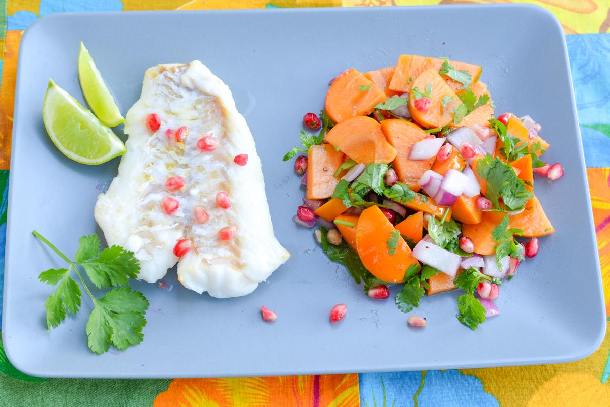 Salade de kakis002