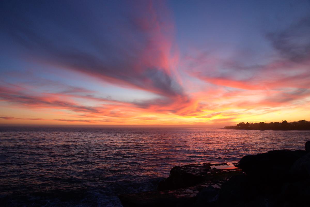 Coucher-de-soleil-Santa-Cruz