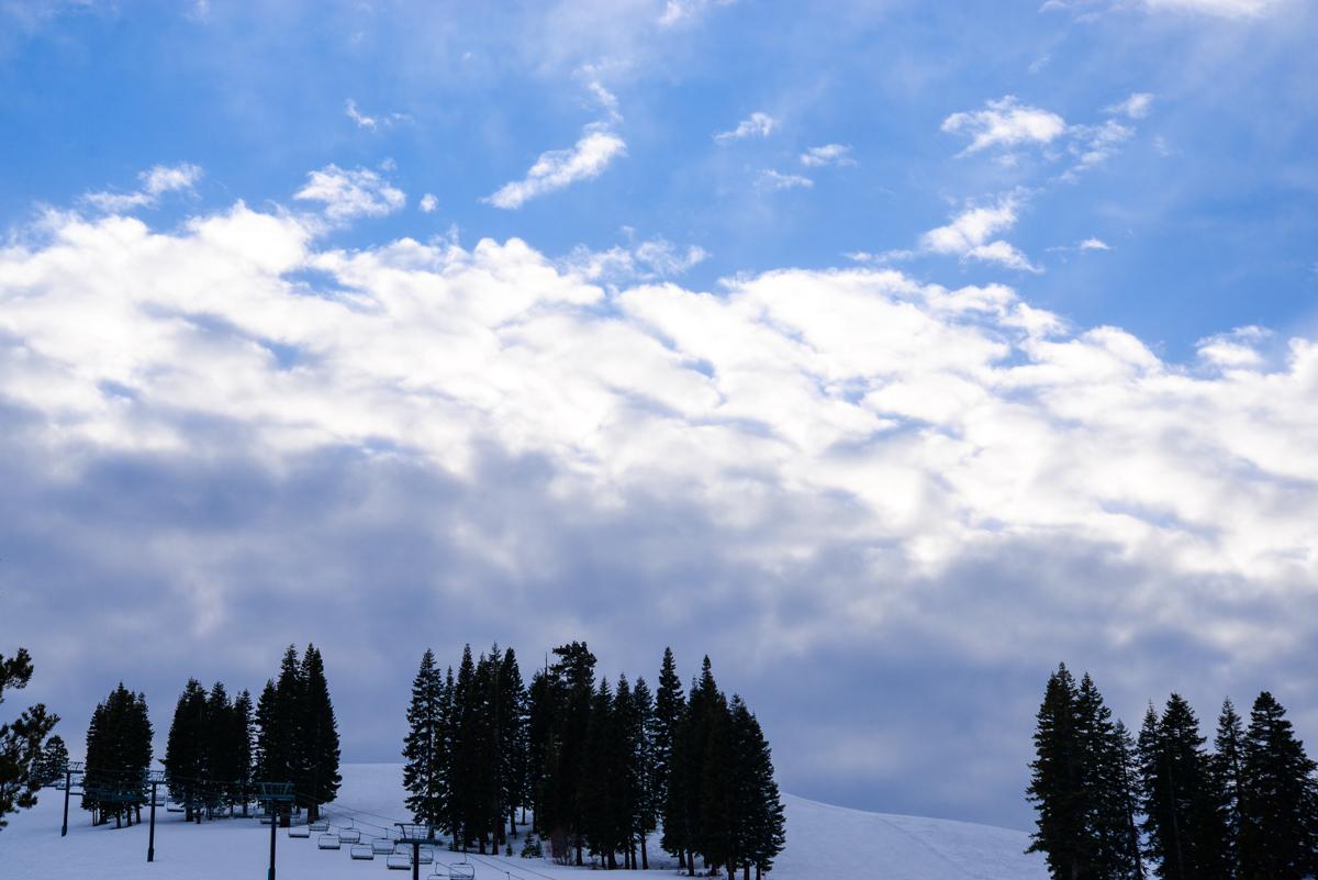 Tahoe-Donner-ciel-nuages