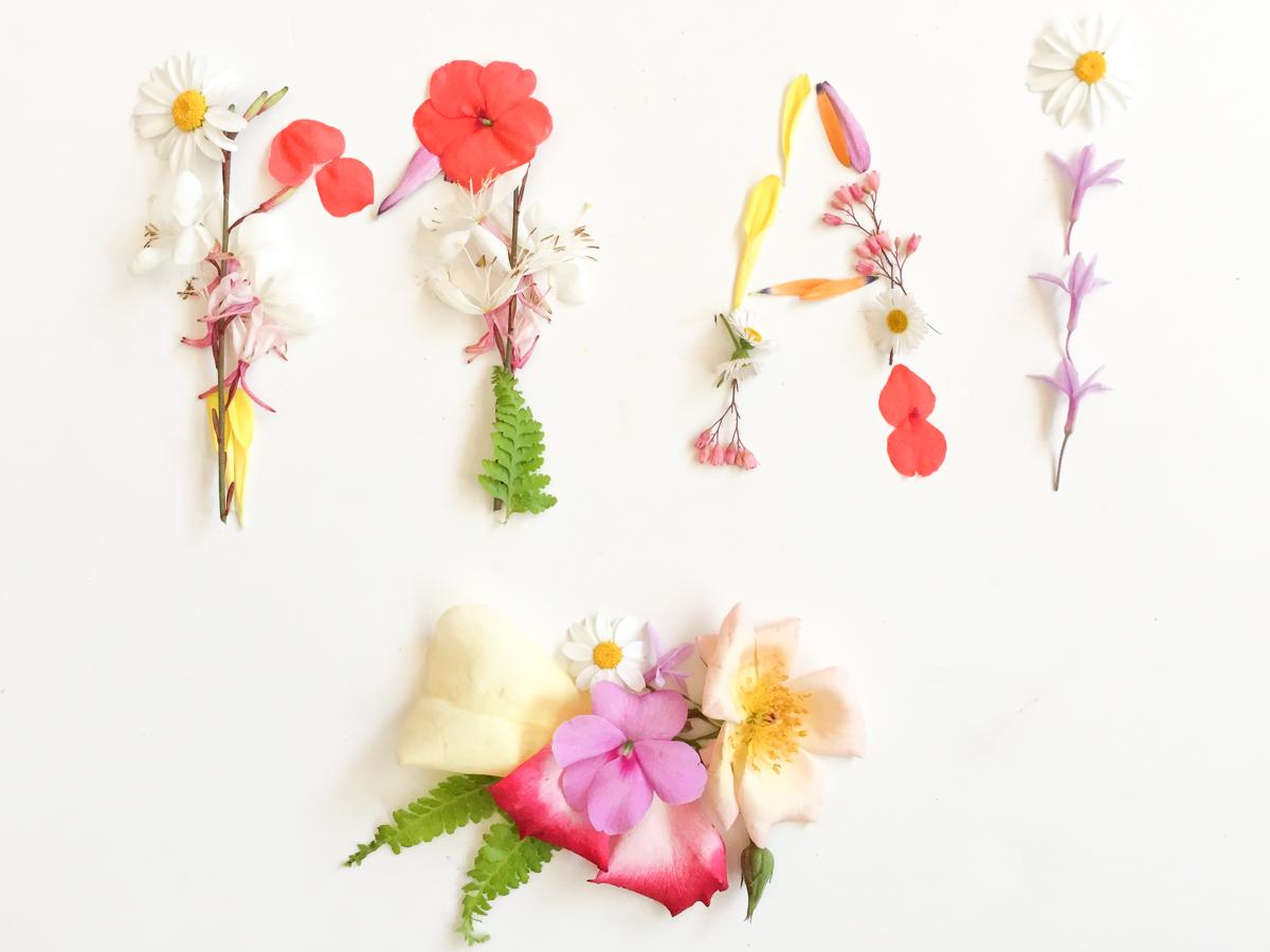 Mai fleuri