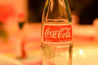 bouteille de coca