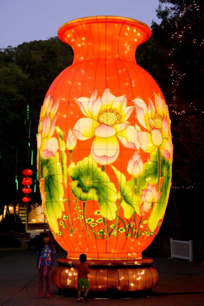 lanternes chinoises