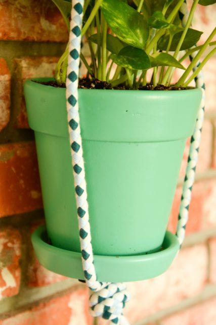 suspensions pour plantes d'intérieur