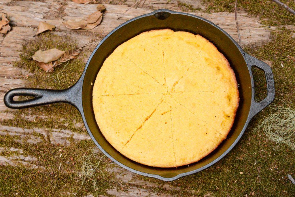 recette du corn bread