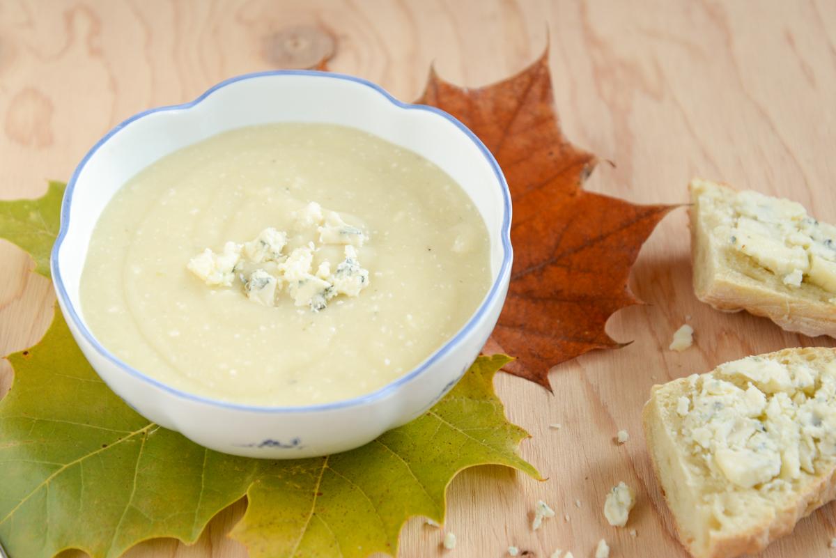 Recette soupe chou fleur