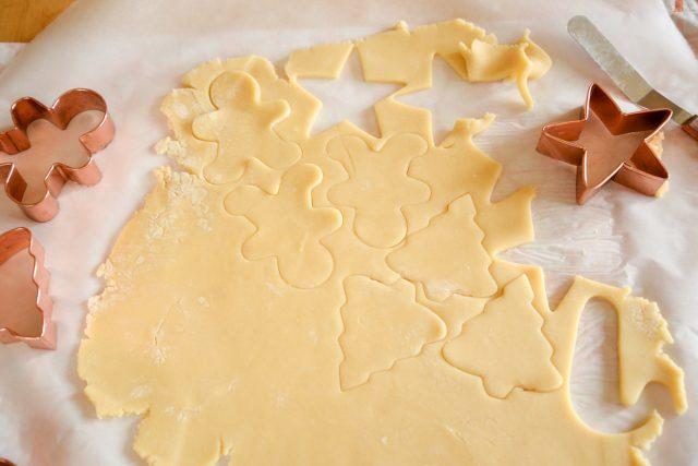 Biscuits traditionnels de Noel