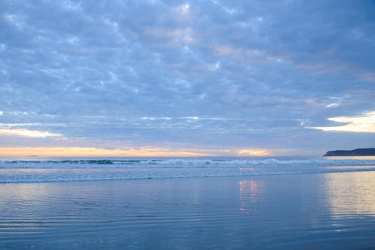 coucher de soleil Coronado