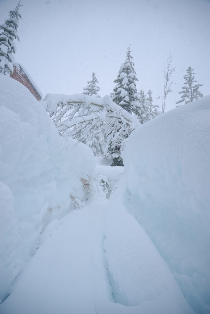 Tahoe-Californie-fevrier