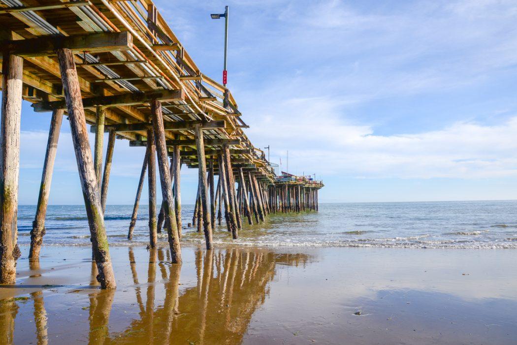 Capitola-beach-californie