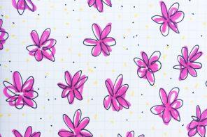 pattern-fleuri