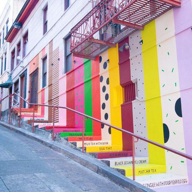 escaliers-san-francisco
