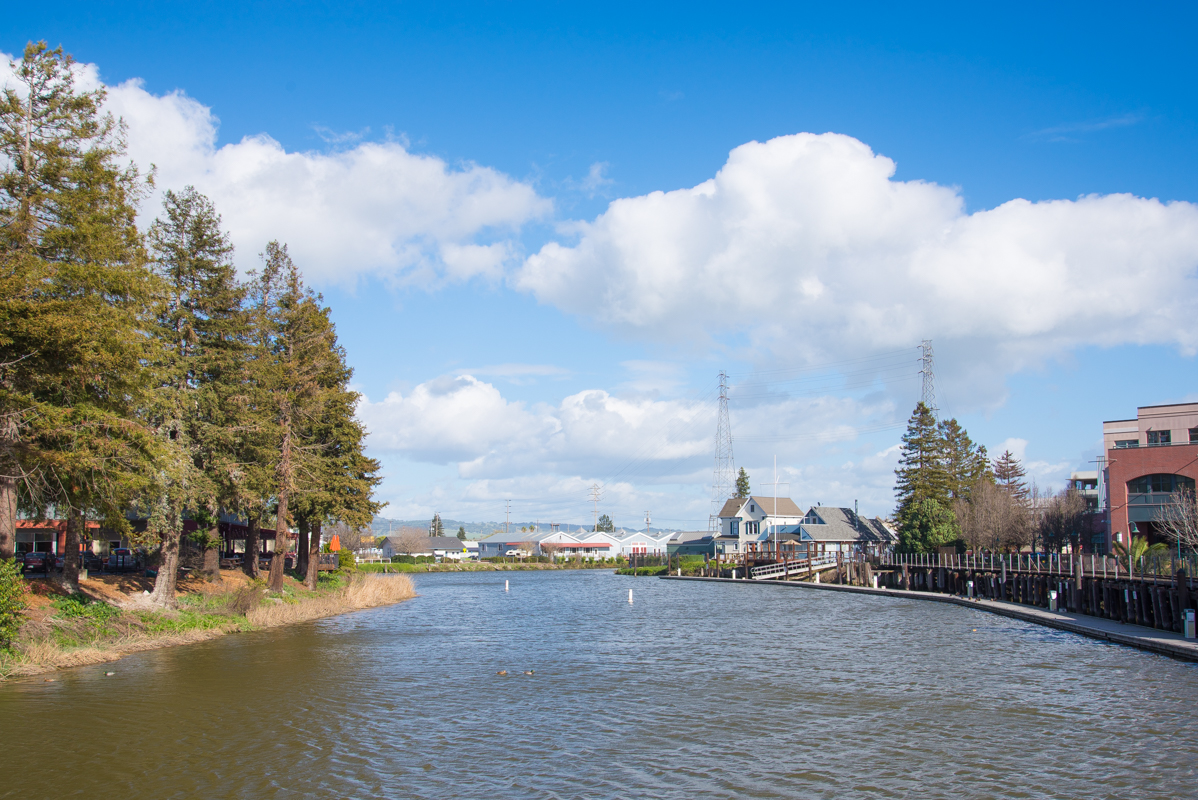 Petaluma-riviere