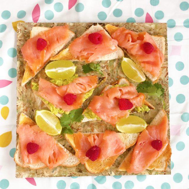 toast-saumon-fume