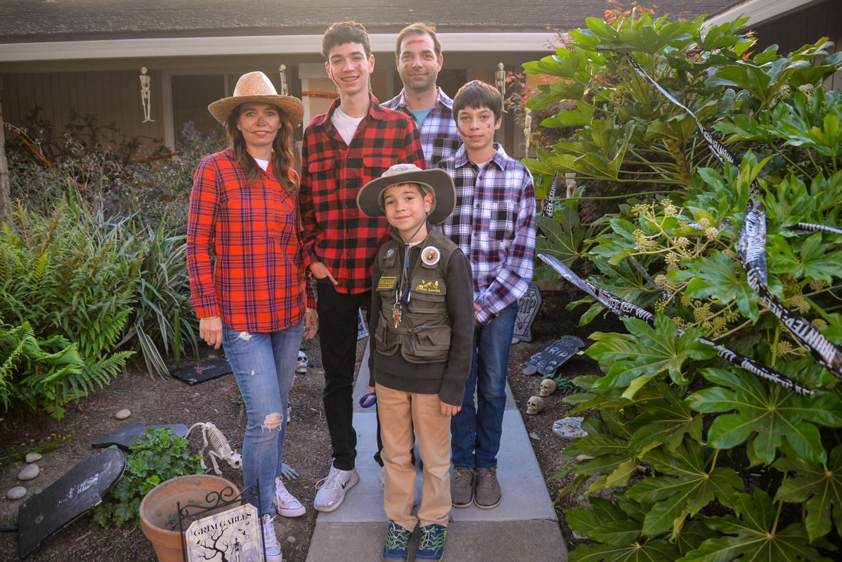 famille-costume-haloween