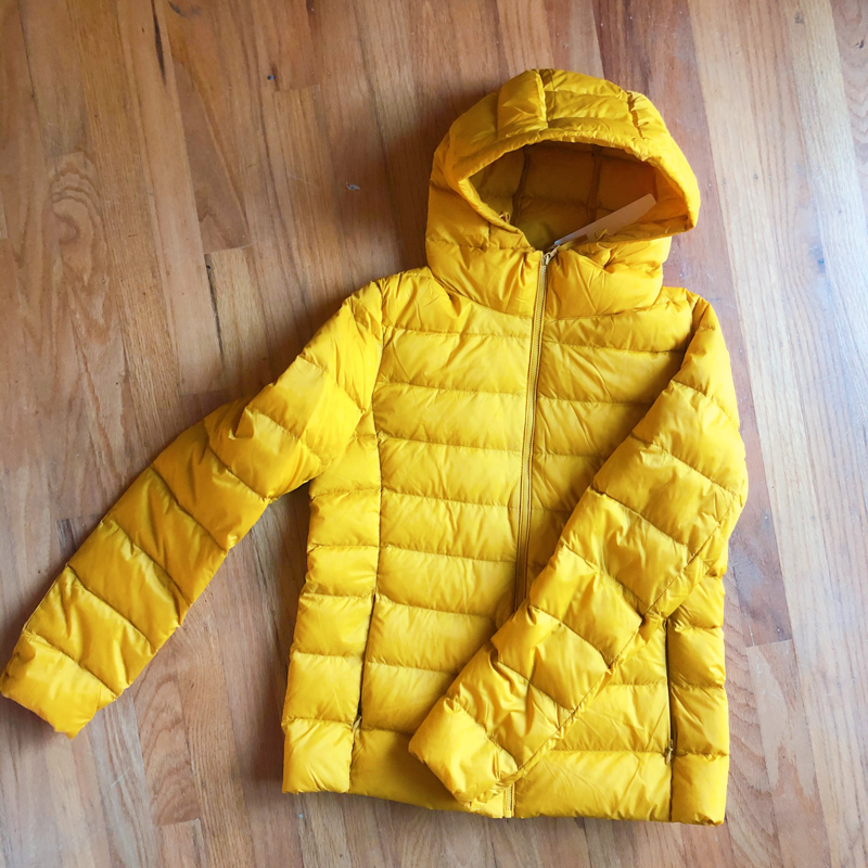 veste-jaune-uniqlo
