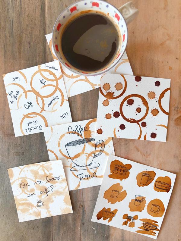 peinture-café